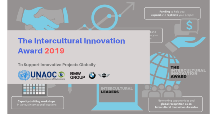 Intercultural Innovation Award 2019