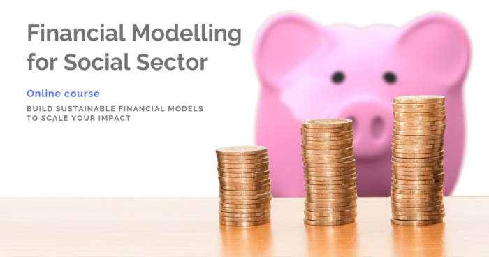 Financial modeling for Social Sector