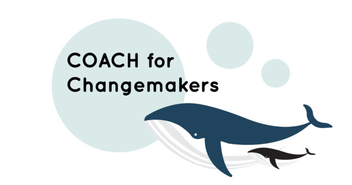 coach for changemakers