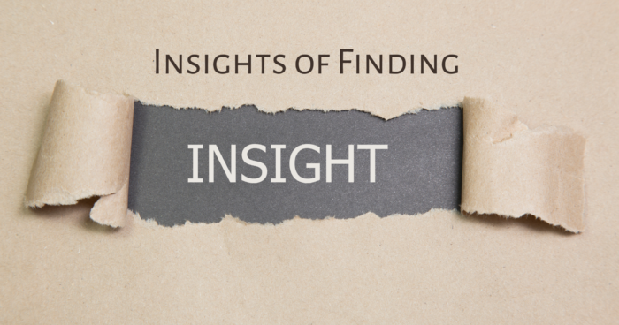 insights of finding insight